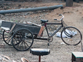 Bicycle Cart, New Delhi, India